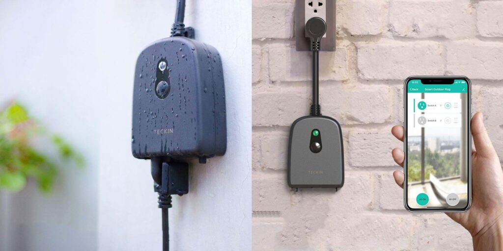 Wion Outdoor Wifi Outlet Setup